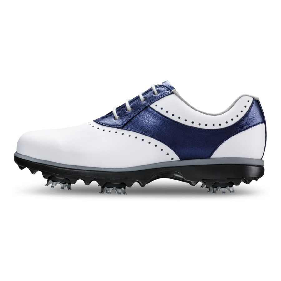 Ladies Navy Golf Shoes