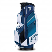 Callaway Chev Org Cart Bag - White/Blue/Navy