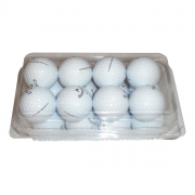 Callaway Chrome Soft Lake Golf Balls - 16 Balls