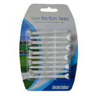 Longridge Low Friction Plastic Tees - 70mm