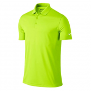 Nike Victory Polo Shirt - Fluorescent Yellow