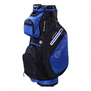 Ram FX Deluxe Cart Bag - Black/Grey/Blue