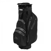 Longridge Aqua 2 Waterproof Cart Bag - Black/Grey